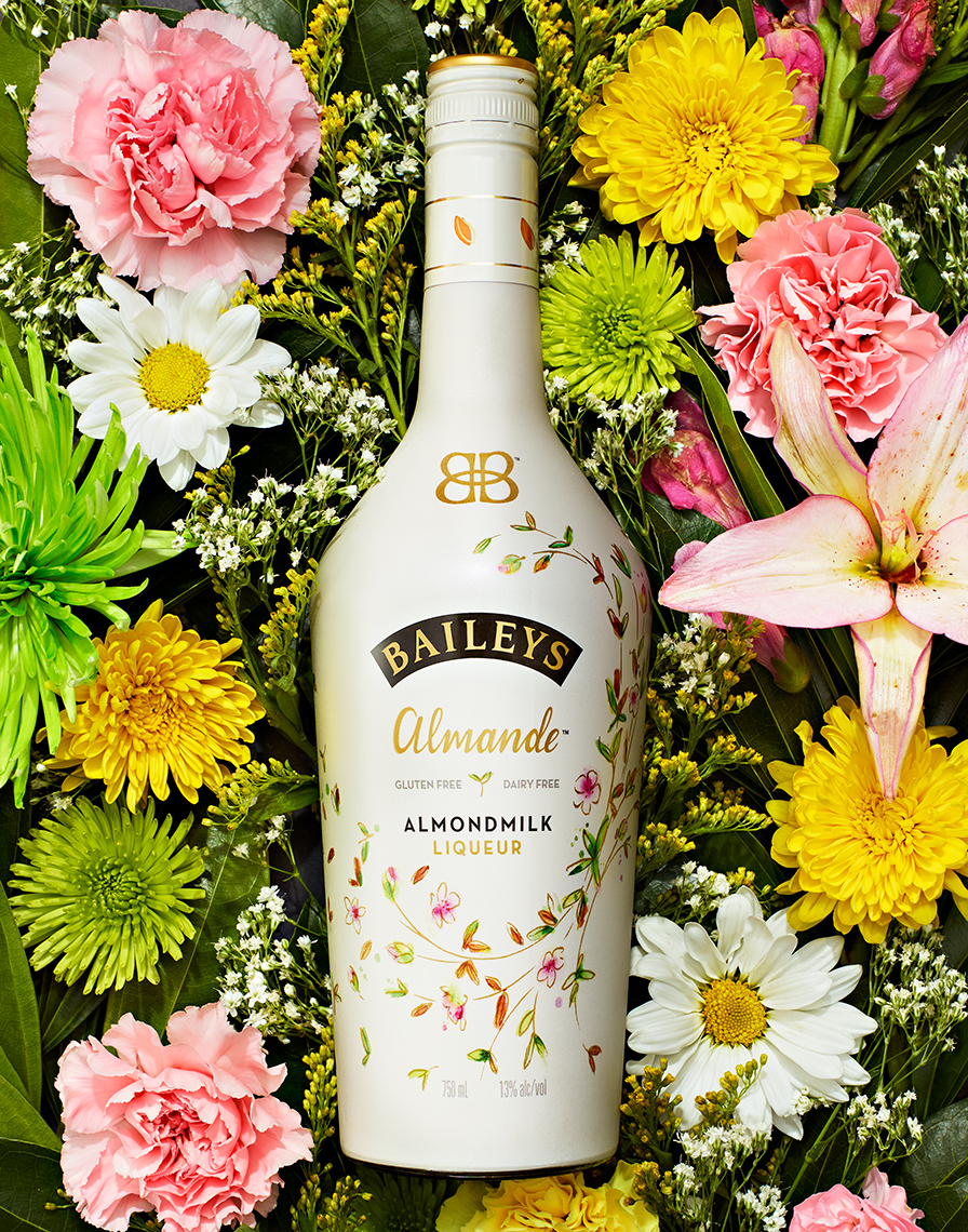 beverage photo of baileys almande almond milk liquor by brian kaldorf