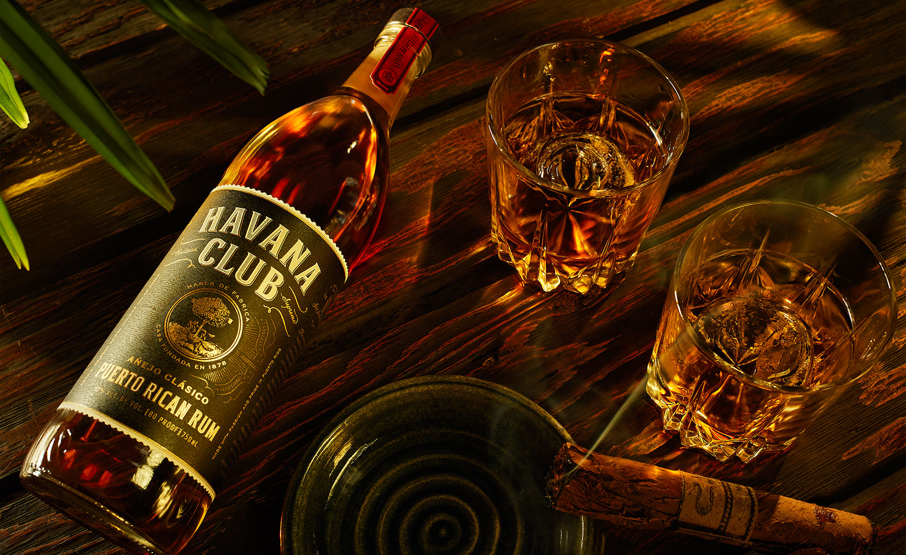 beverage photo of havana club puerto rican rum by Brian Kaldorf