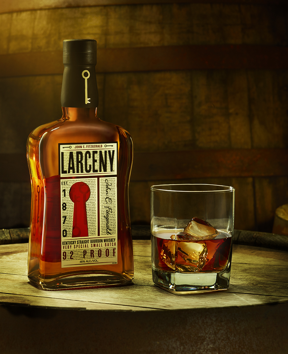 beverage photo of larceny bourbon by brian kaldorf