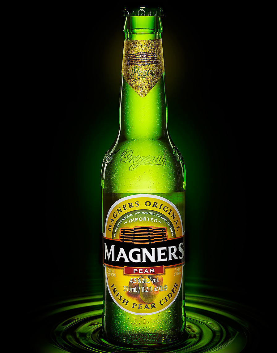 beverage photo of magners cider by brian kaldorf